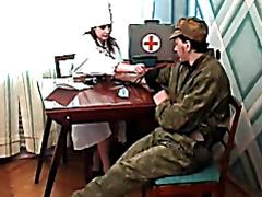 Порно с медсистрой