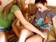 Русские молоденькие лесбиянки