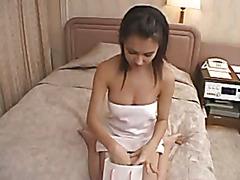 Порно с сисястой китаянкой