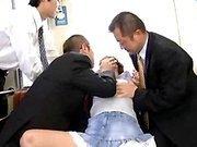 Порно видео извращенцев с японкой