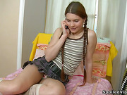 Юную студентку лишили девственности